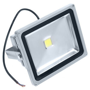 LED Floodlight Garden Waterproof Outdoor SpotLight 10W 20W 30W Lamp High Power