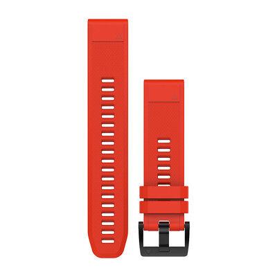 GARMIN QuickFit 22 Armband feuerrot für Fenix 5 l 935 l deutscher...