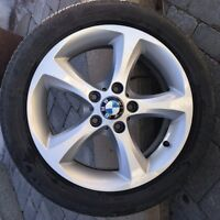 "17"" BMW 5 spoke Rims"