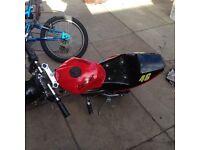 MINI MOTO 50cc (good condition)