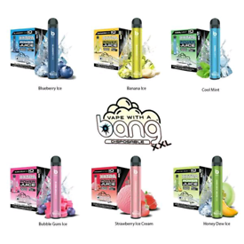 Bang XXL Disposable Vapes | 2000 Puffs