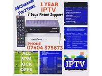 ZGEMMA H2S WITH SATELLITE AND IPTV GIFT