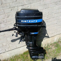 Mercury 20hp Outboard Motor