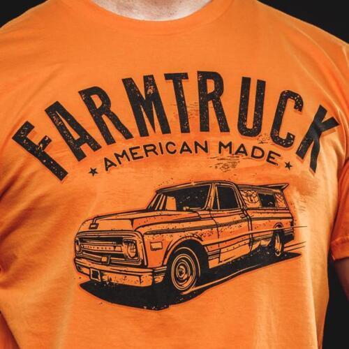 Farmtruck and Azn - Street Outlaws - American Made Farmtruck Shirt