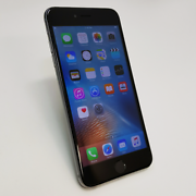 AS NEW IPHONE 6 PLUS 128GB SPACE GREY WITH WARRANTY Southport Gold Coast City Preview