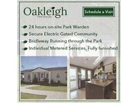 Exclusive Park Homes For the Over 50's In Weeley, Near Clacton On Sea,Essex