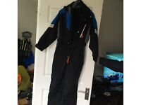 Boys ski suit aged approx 12yrs