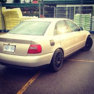 1998 Audi A4 2.8L ! Trade for truck!! Kawartha Lakes Peterborough Area image 1