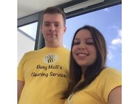 Busy McB's Cleaning Services. Domestic and End of Tenancy.
