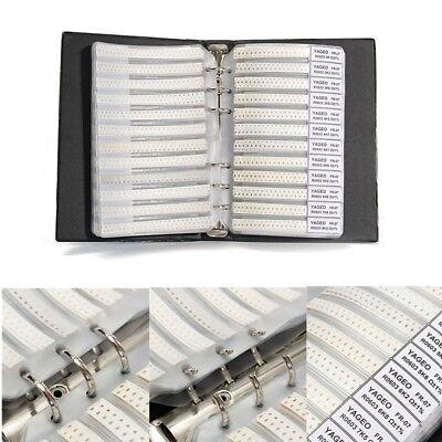 8500pcs 0603 1 Smd Resistor Sample Book 170 Values Assortment Kit