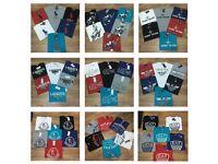 Men's Tshirts all sizes & brands wholesale clothes