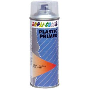 Bombe de sous couche plastique pour peinture automobile for Peinture pour plastique exterieur bricomarche