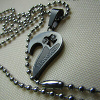 """""""I Love You"""" Necklace 1/2"""