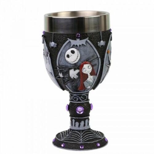 Disney Nightmare Before Christmas Decorative Goblet Drinking Cup