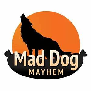Mad Dog Mayhem - Gourmet food trailer Nowra Nowra-Bomaderry Preview