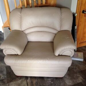Chair, rocker and double mattress  Stratford Kitchener Area image 1