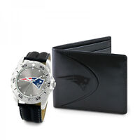 New England Patriots Watch and Wallet