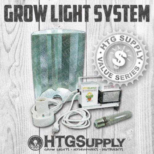 Marijuana Grow Lights And Sample Photos Of Weed Grown With