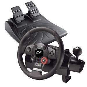Recherche Volant Logitech Driving force GT Saguenay Saguenay-Lac-Saint-Jean image 1