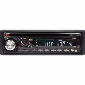 JVC KD-G162 CD Player