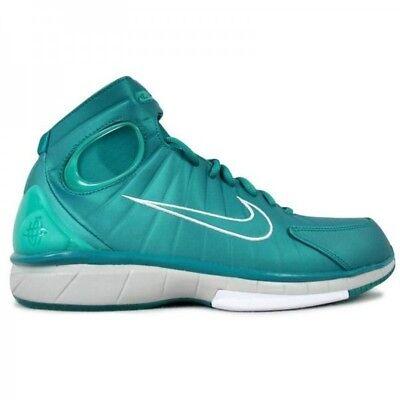 e9fa9e4282ee Nike Air Zoom Huarache 2K4 KOBE Bryant Lush Teal Green 511425 330 Men s 12  Shoes
