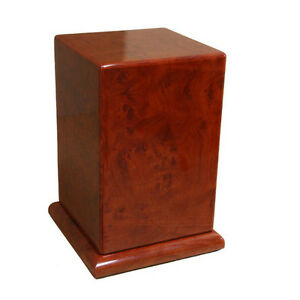 BURLWOOD ADULT CREMATION URN- PRE-BUY FOR ONLY $225.00