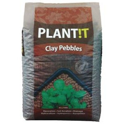 Plant it Expanded Clay Aggregate Pebbles Pellets ...