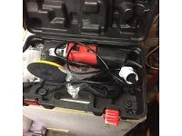 Machine polisher