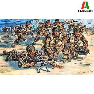 Italeri 6064 WWII British Commandos 1/72 scale plastic model kit