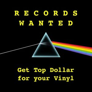 We'll Buy your Vinyl Record Albums. Top Dollar Paid.