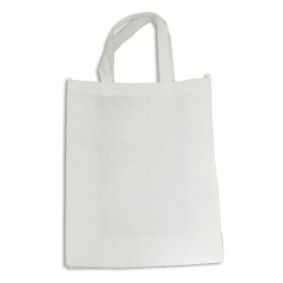 Us 10pcspack 11.8 X 15.7 Blank Sublimation Non-woven Shopping Bags Tote Bags