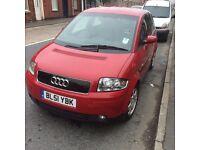Audi a2 TDI Cheap Tax cheap insurance diesel