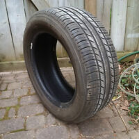Michelins only used one season