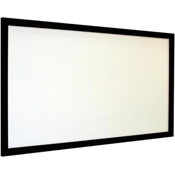 Fixed frame projector screen 2.70 m by 2 m   in Hackney, London ...