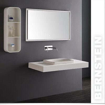 Design Einbauwaschbecken Einbau- Waschbecken NT1810 Waschtisch Guss Marmor