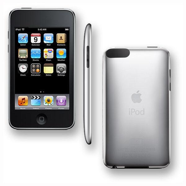 Geniune Apple iPod Touch 2nd Gen 8GB Black *VGC!* + Warranty!