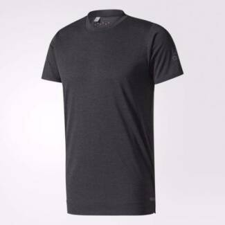 Adidas Climachill Speed Stripes FreeLift Tee Chill Black Size M