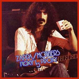Frank-Zappa-Roxy-By-Proxy-CD-FREE-SHIPPING-Live-Previously-Unreleased