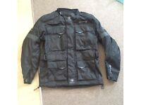 Merlin motorcycle jacket