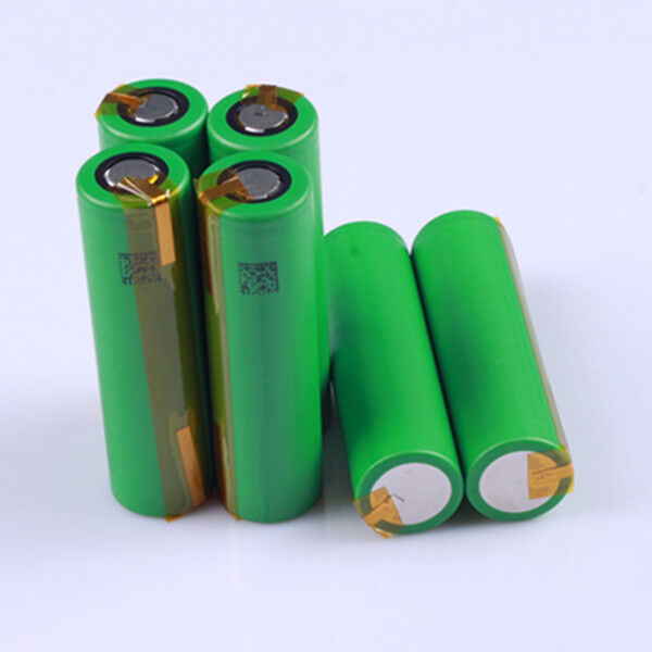 3.7v Sony US18650 VTC6 3000mAh High Power Li-ion Battery 30A Discharge with Tabs