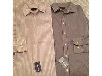 New BURTON MENS shirts size large x 2