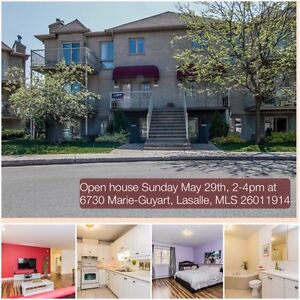 Open house Sunday May 29th, 2-4pm, Lasalle
