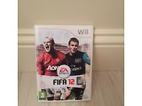 FIFA 12 for Wii