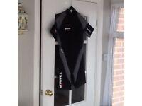 Ladies wet suit
