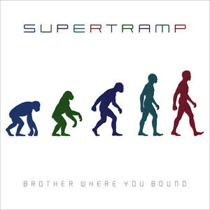 Supertramp - Brother Where You Bound (LP)