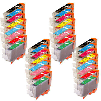 Ink Cartridges For Canon CLI-8 Pixma Printer with Chip use for Pro9000 Mark II Canon Cli 8 Cartridges
