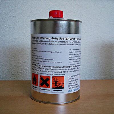 Firestone Bonding Adhesive Flächen- Kontaktkleber 1,0 L