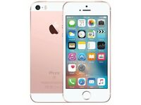 APPLE iPHONE SE 16GB VODAPHONE ROSE GOLD