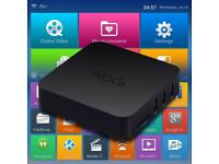 Android Box Fully Loaded