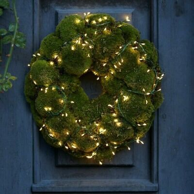 Guirnalda alambre luces Led 10M decorativa luces de hadas decorativa verde